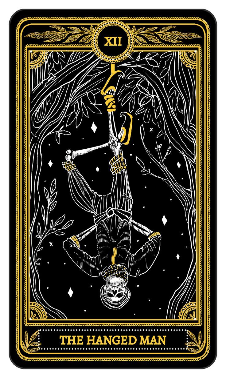 The Tarot Parlour Email Readings: The Marigold Tarot Major Arcana: The Chariot, The Hanged