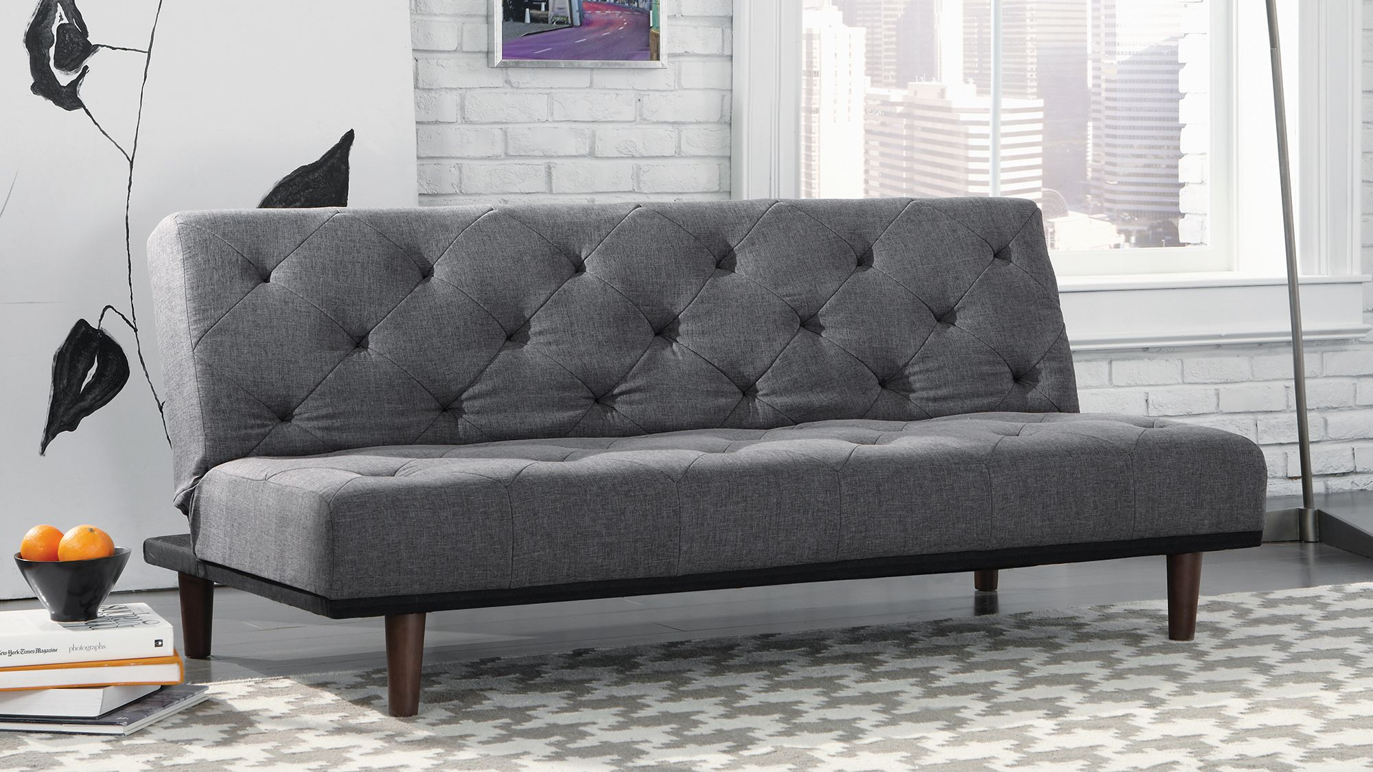 Awesome Grey Convertible Sofa Modern Sofa Sofa Home Sofa Most Spiritservingveterans Wood Chair Design Ideas Spiritservingveteransorg