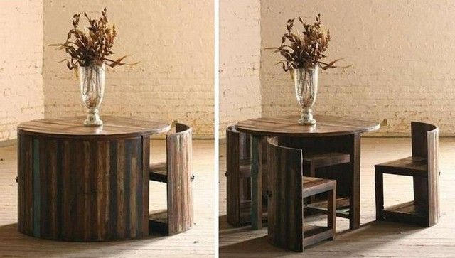 Best Convertible Dining Table For Small Spaces Regarding Dining Table Small  Space Ideas