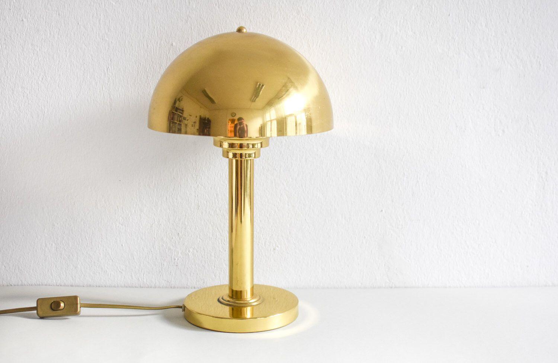 Vintage Brass Lamp Brass Table Lamp 90s Brass Lamp 90s Lamp Etsy Brass Table Lamps Lamp Table Lamp