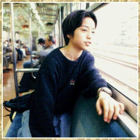 """ chibi "" Sho Sakurai * Arashi ( by bus )"