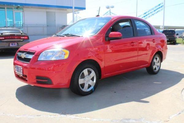 Used 2011 Chevrolet Aveo For Sale In Texarkana Tx Truecar