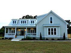 Thornton Builders LLC The Modern Farmhouse