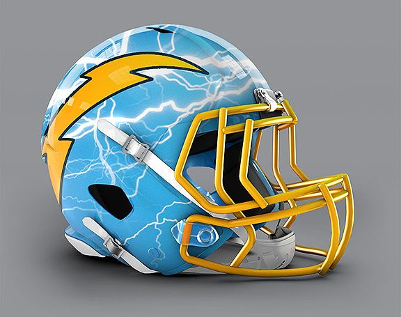 18e0e1f24 Check out more awesome unofficial alternate NFL helmets
