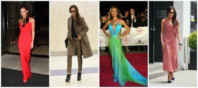TOP+outfity+Victorie+Beckham:+Od+experimentov+k+módnej+ikone