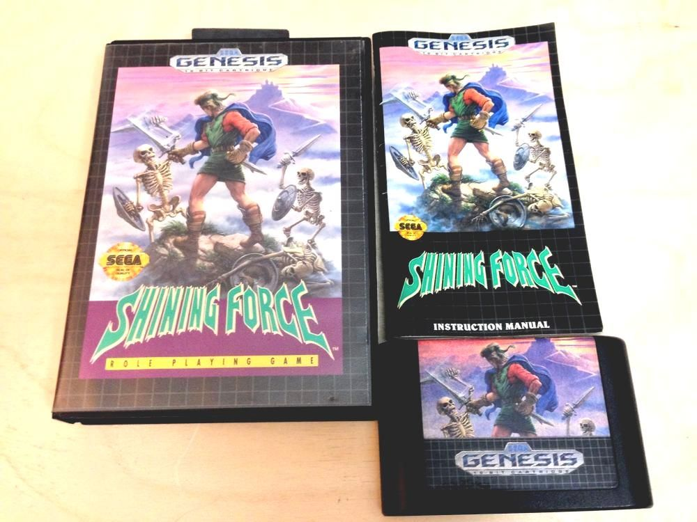 shining force 1 for #sega genesis complete! from $49.95