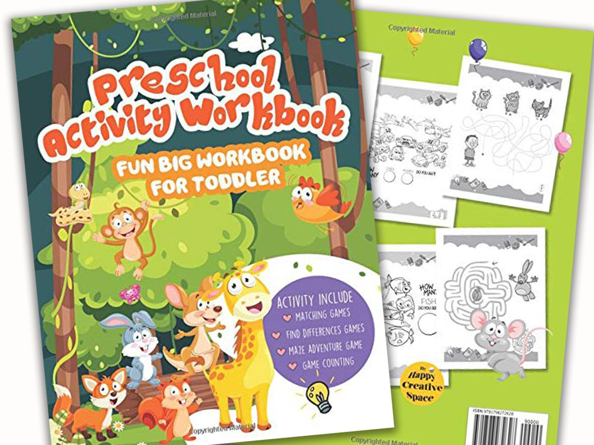 New Arrival The Best Preschool Activity