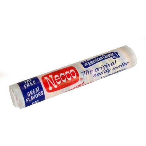 Necco Wafers Assorted - my Grandpa always bought me these and they would entertain me for hours~!!!