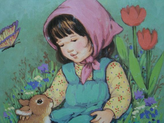 Oh, Little Rabbit! - Children's Picture Storybook - a Little Golden Book