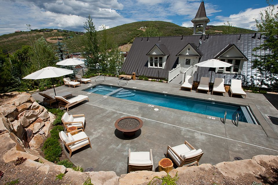 Washington School House Boutique Hotel Park City Utah With