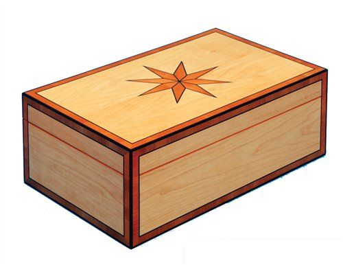 Woodworking Projects Jewelry Box