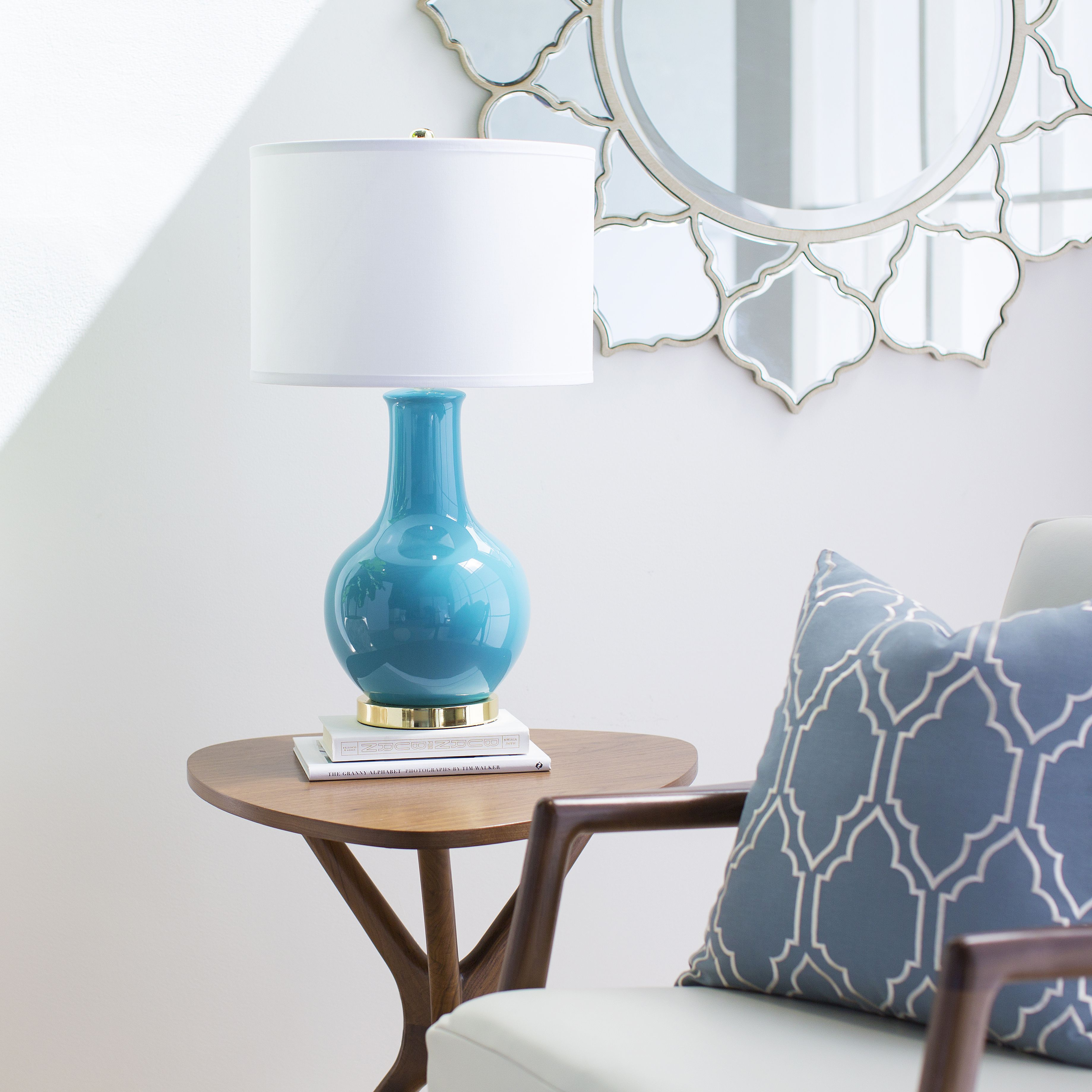 proper lighting. Proper Lighting Never Goes Out Of Style! Lamp (SAY-203), Pillow
