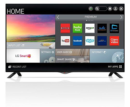 Lg Electronics 40ub8000 40 Inch 4k Ultra Hd 60hz Smart Led Tv