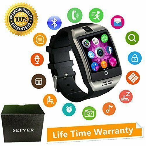 SEPVER Montre Connectée Bluetooth Smartwatch SN06 Montre
