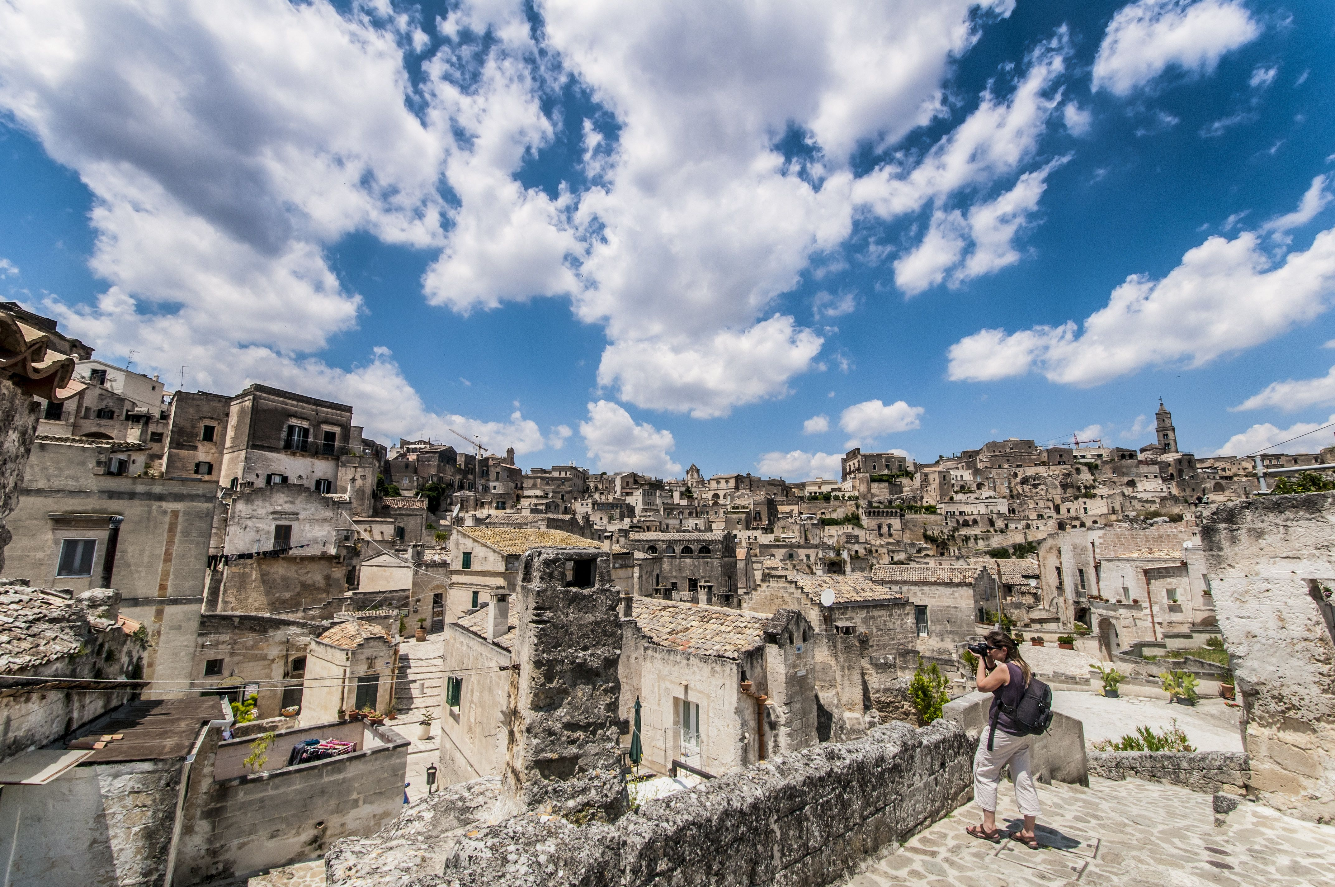 Matera 2014 (1) -ON SALE- For info and Price, please Contact Matteo: info@puzzlefirenze.it