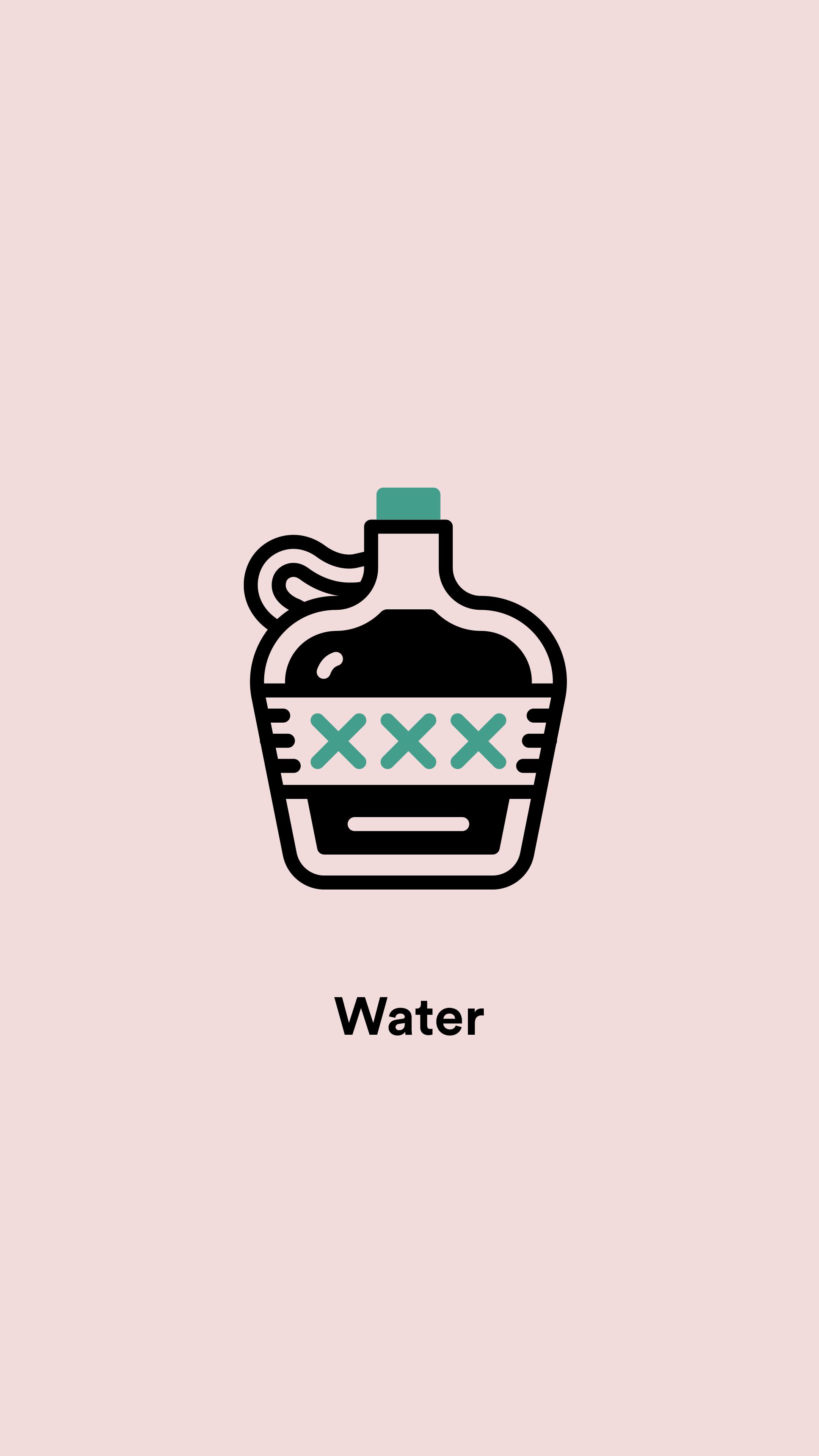 Office Signage For Lola Mullenlowe Paris Illustratrion Icondesign Water Alcohol