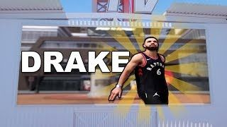 27512ffb2f4e5d DRAKE ON THE PARK with RONNIE 2K! in NBA 2K18
