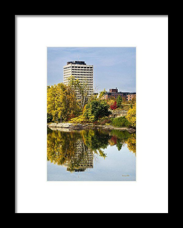 State Office Building Binghamton Ny Framed Print by Christina Rollo.  All framed prints are professionally printed, framed, assembled, and shipped within 3 - 4 business days and delivered ready-to-hang on your wall. Choose from multiple print sizes and hundreds of frame and mat options.