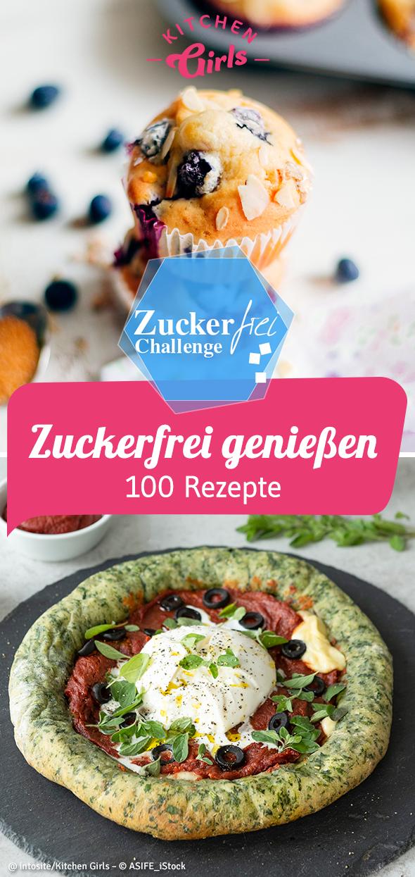 sugar-free recipes  – Zuckerfreie Rezepte