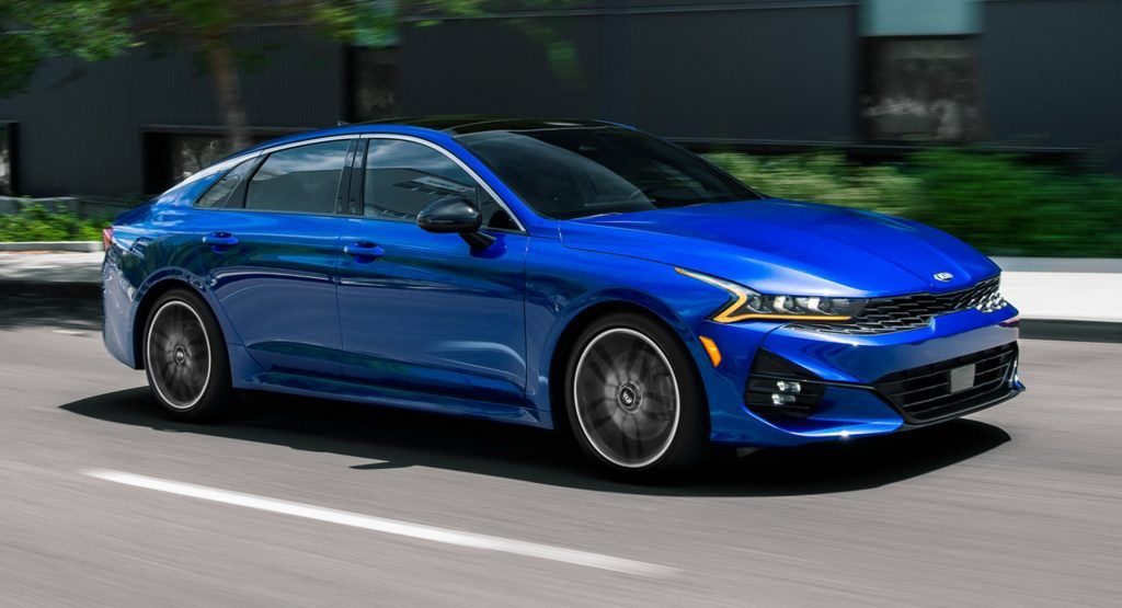 2021 Kia K5 Priced From 24 455 In The U S 100 Higher Than 2020 Optima Carscoops In 2020 Kia Toyota Camry Car