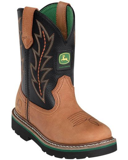 Old West Youth Cowboy Boots 1606Y