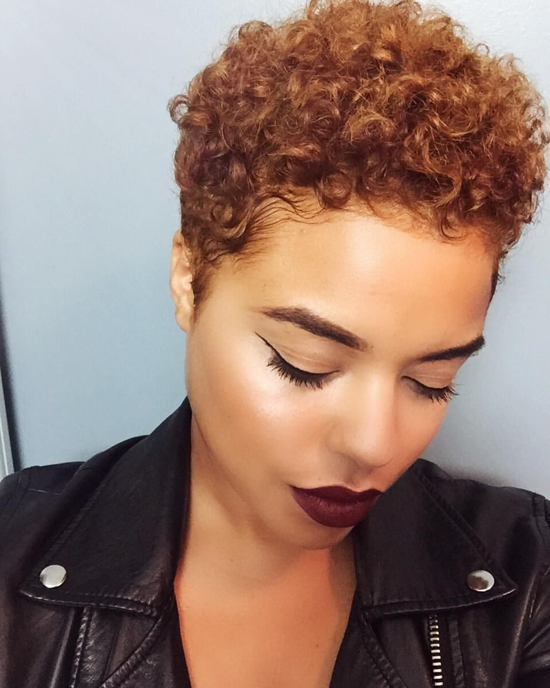 50+ Short curled hairstyles black hair ideas in 2021