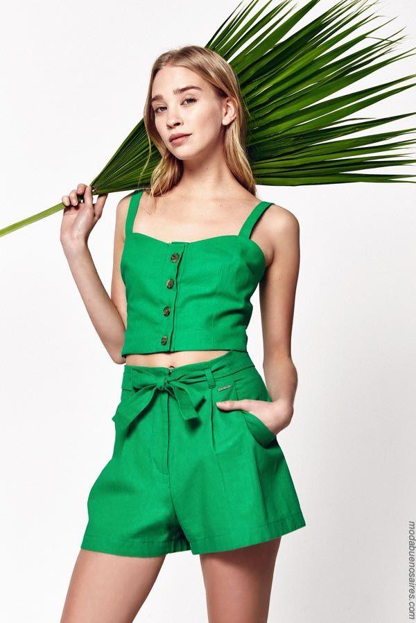 Vestidos guess primavera verano 2019