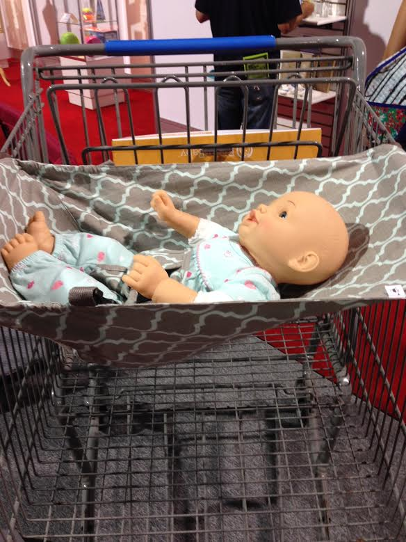How Ingenious Check Out This Shopping Cart Hammock By Binxy Love The Ease Of Use And The Fact That You C Restoration Shop Car Repair Diy Mechanics Tool Set