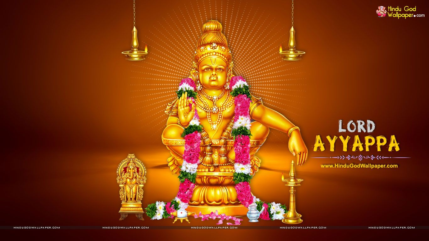 Ayyappa Wallpaper Full Size HD Free Download | Lord