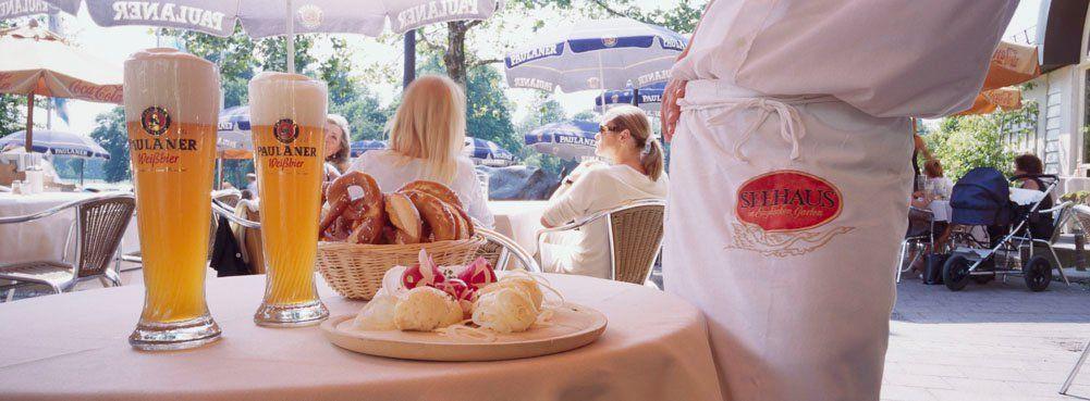 Lovely Restaurant Terrasse