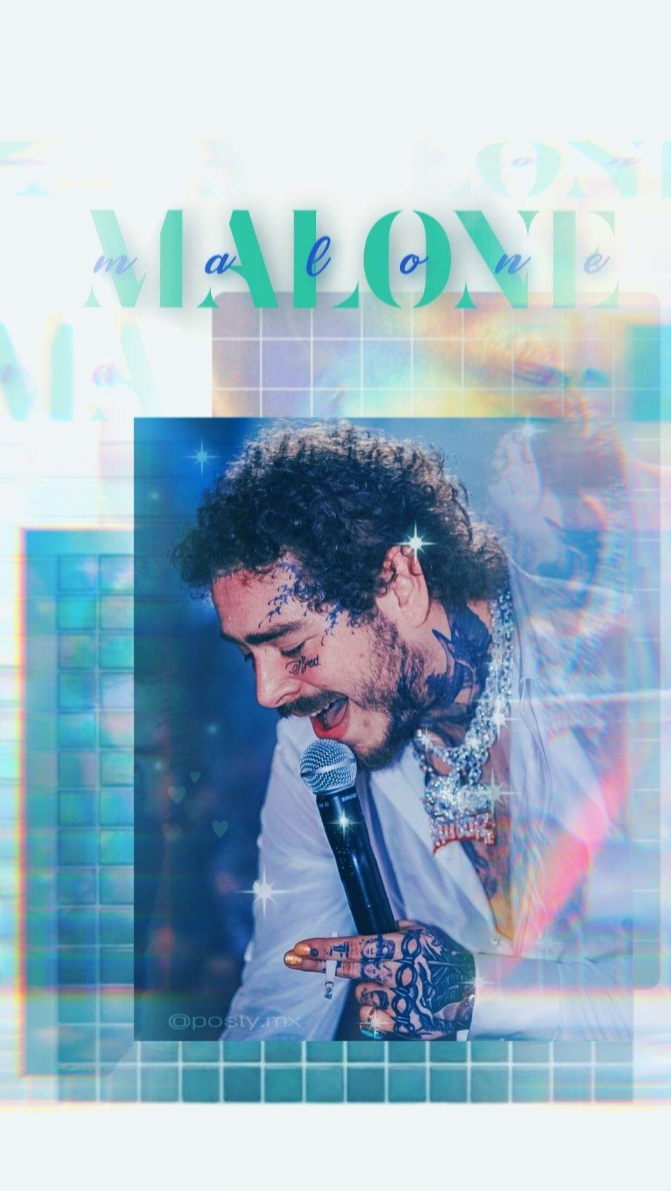 Malone 💛 in 2020 Post malone wallpaper, Post malone