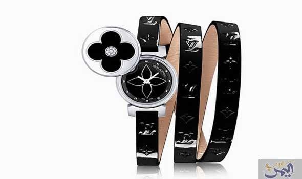 281c3d32c697b تعرّفي إلى أسرار الجمال مع ساعة لويس…  عندما نتحدث عن الأناقة، الفخامة،  والإبداع .. فلابد أن نذكر ماركة الأزياء العالمية لويس فيتون Louis…