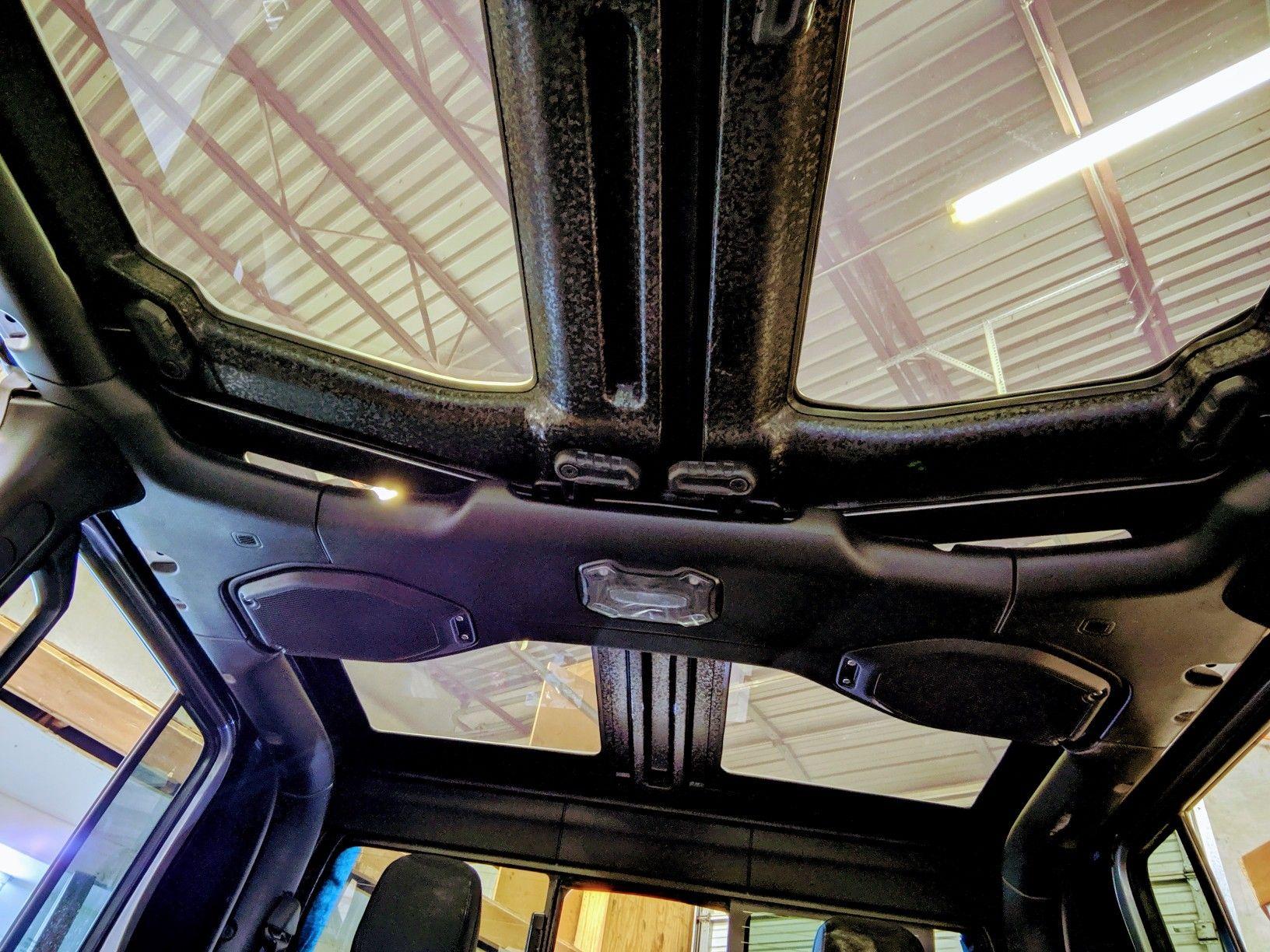 2018 2020 Jeep Wrangler Jl Gladiator Panoramic Hardtop Sunroof