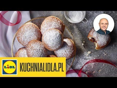 Paczki Najlepsze Pawel Malecki Przepisy Kuchni Lidla