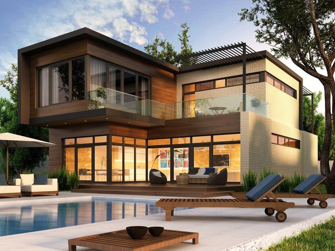 Home Concept 2 House Design Smart Home Design Modern House Design