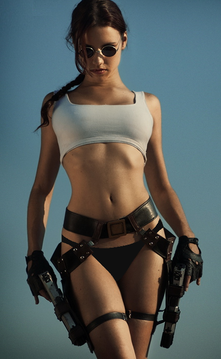 Lara croft tomb raider naked picture 57