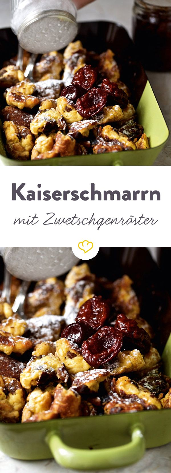 Kaiserschmarrn Rezept Rezepte Kaiserschmarrn Und Susse Pfannkuchen