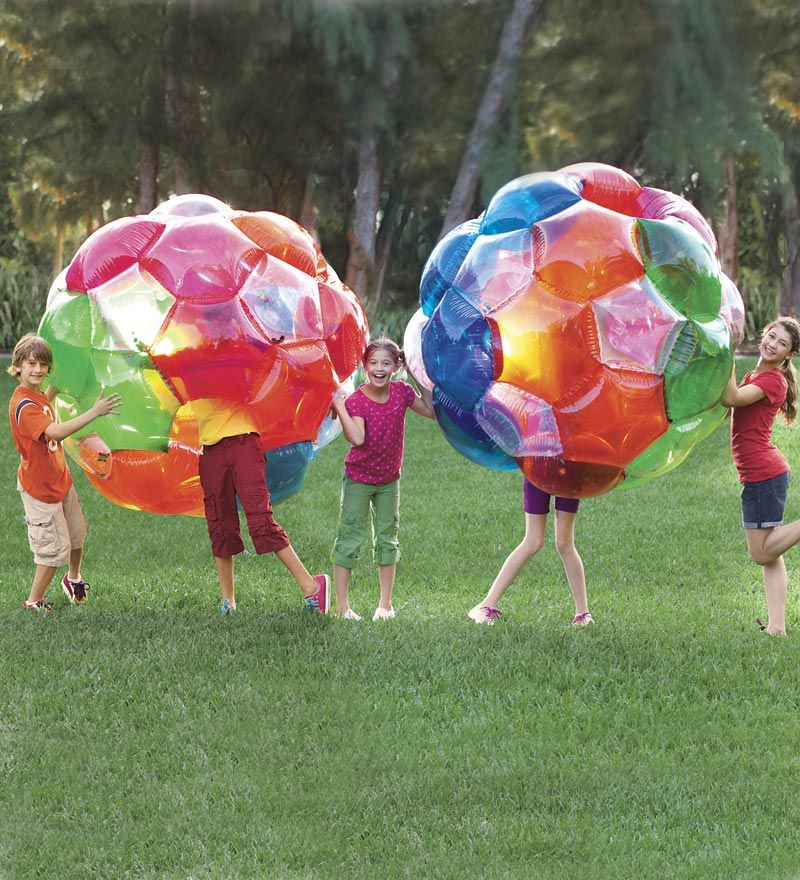 LightUp Kaleidoscopic GBOP (great big outdoor playball