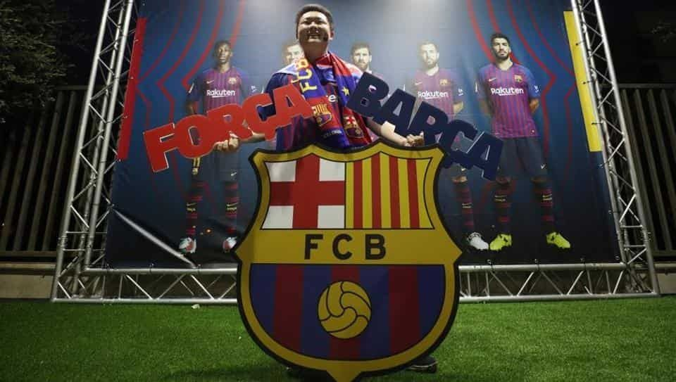 Barcelona make history, post 1bn revenue History
