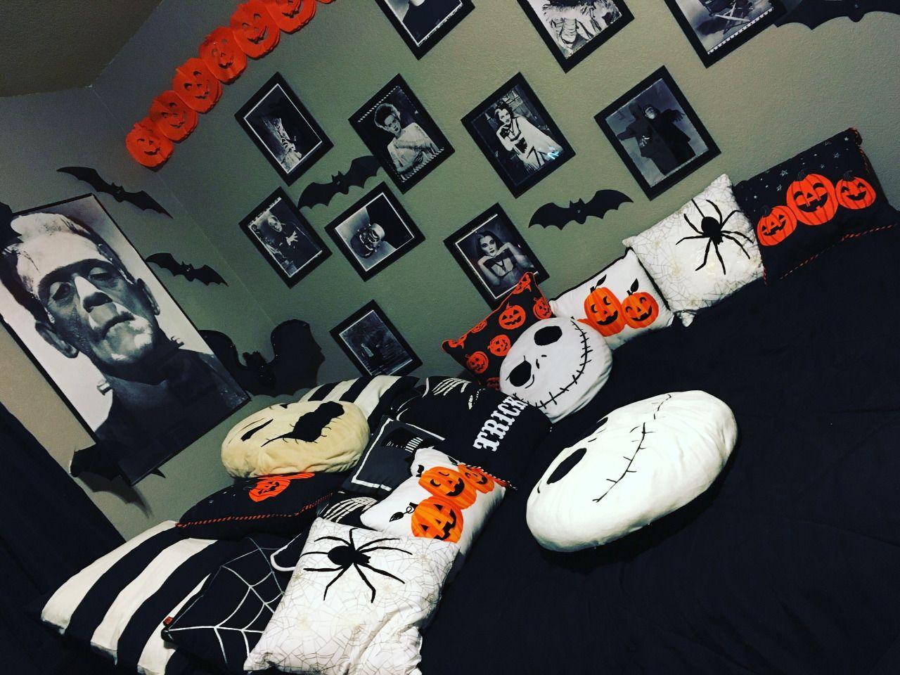 autumn thrills and halloween chills - Emo Bedroom Designs