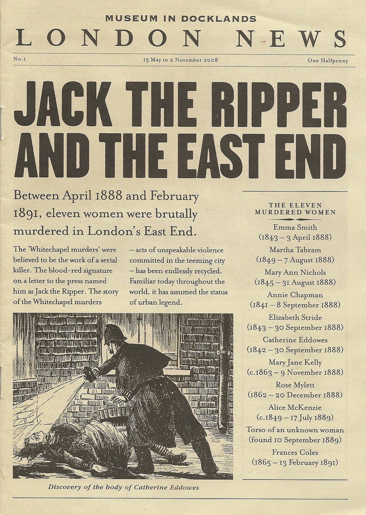 Jack The Ripper Victims Google Search Jack Jack Ripper
