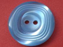 13 hellblaue Knöpfe 18mm (4411-2)Jackenknöpfe blau