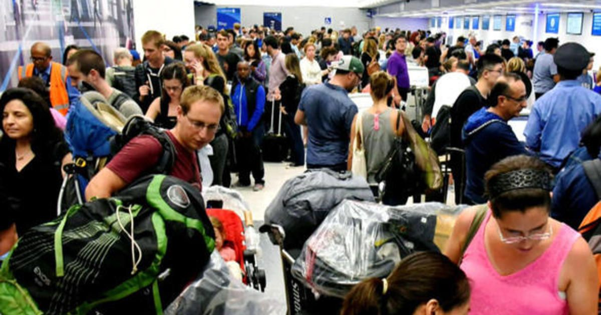 Shooting false alarm leads to Los Angeles airport evacuation