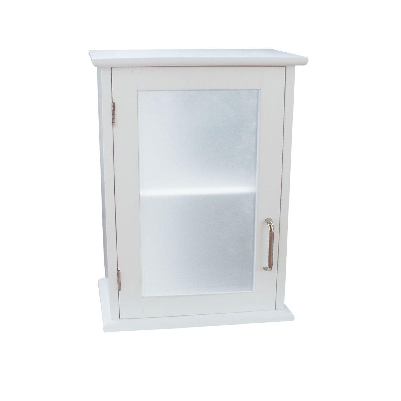 Gena White Bathroom Cabinet | Decorating - Bathroom | Pinterest ...