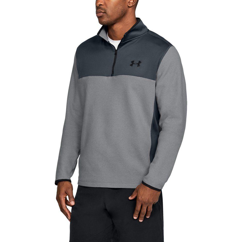 4593c767a4 Under Armour Men's ColdGear Infrared Fleece Zip | Products | Under ...