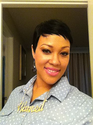 Pixie cut with 27 piece #27piecehairstyles