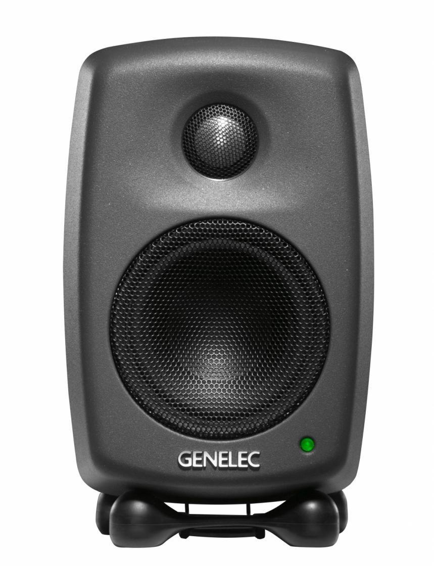 6010a Studio Monitor Genelec Com Studio Monitors Monitor Speakers Monitor