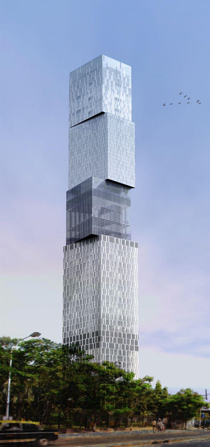 South mumbai india was mir gef llt architektur hochhaus und moderne architektur - Beruhmte architektur ...