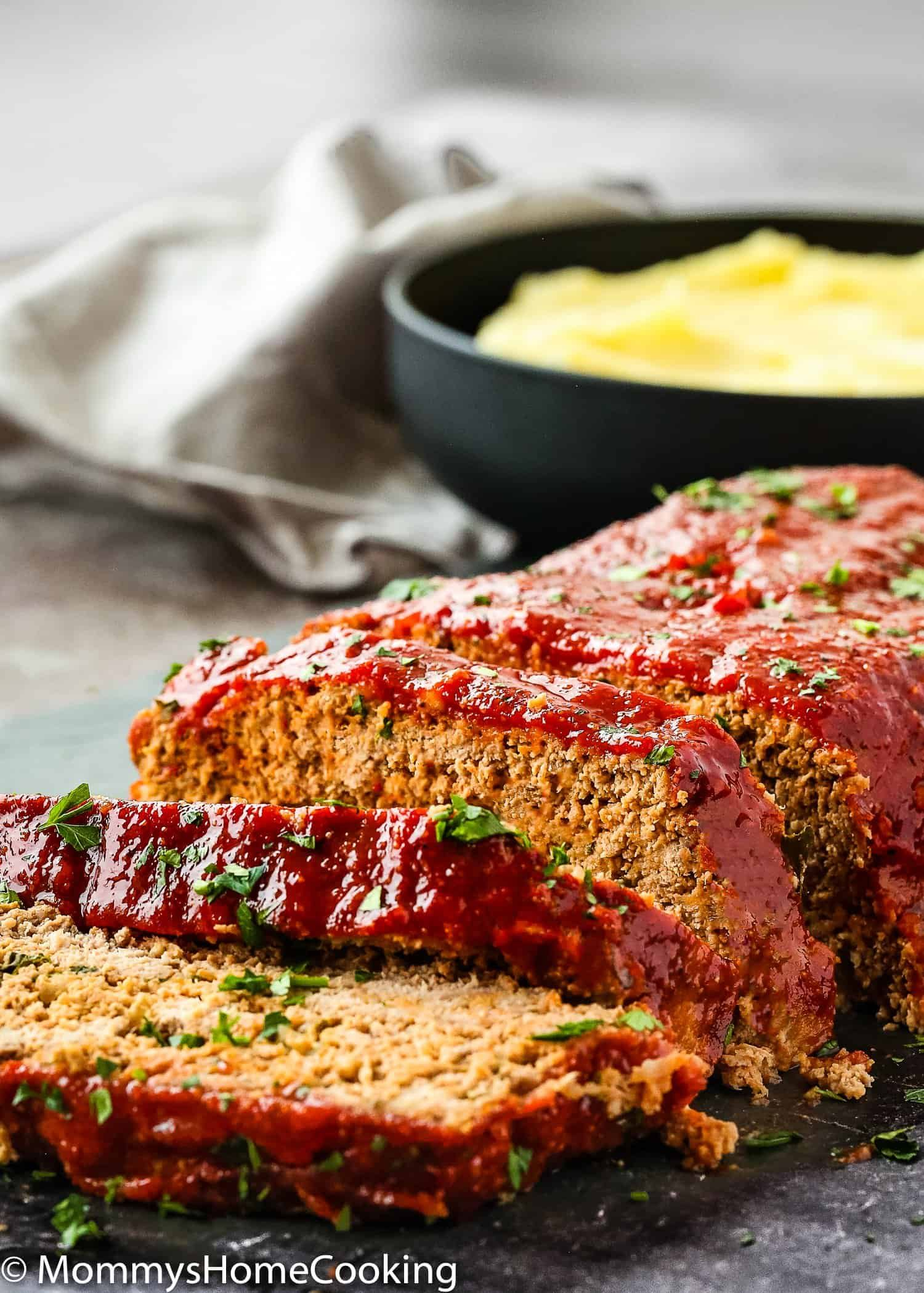 Easy Eggless Meatloaf Recipe Eggless Meatloaf Meatloaf Eggless Recipes
