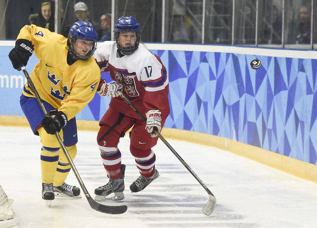 Ice Hockey Women Finals Gold Medal Game 14 Ice Hockey Hockey Youth Olympic Games